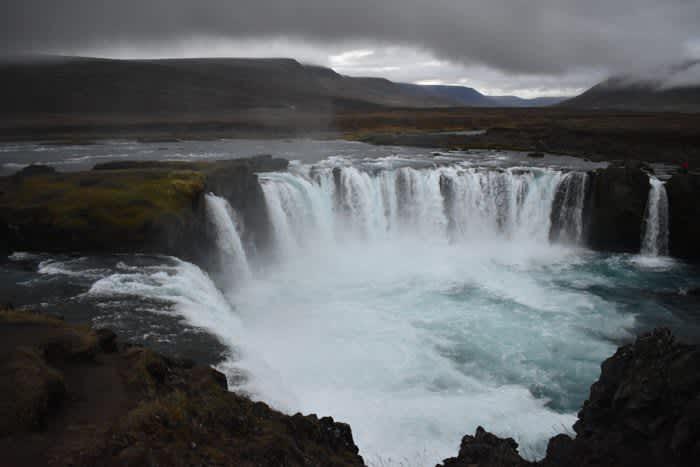 Lugares del norte de Islandia accesibles para embarazadas, niños…