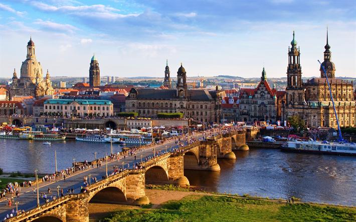 Qué hacer y ver en Dresde, capital de Sajonia