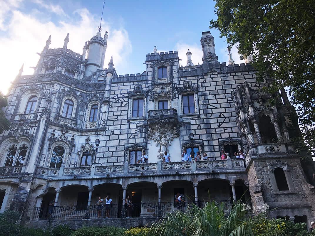 Quinta da Regaleira: El lugar más mágico de Sintra