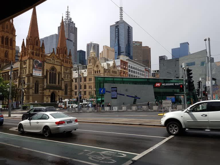 Sensaciones primitivas en Melbourne