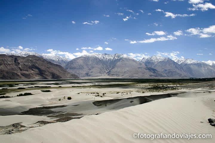Visitar el Valle de Nubra, el más remoto de Ladakh y de la India
