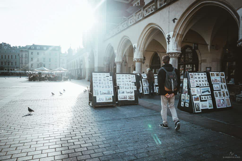 Qué ver en Cracovia, el alma de Polonia