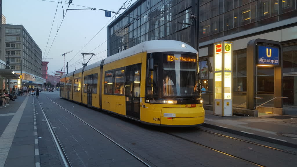 Berlín: Primera Parte