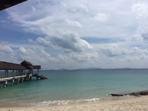 Guía para visitar las Islas Kapas en Malasia