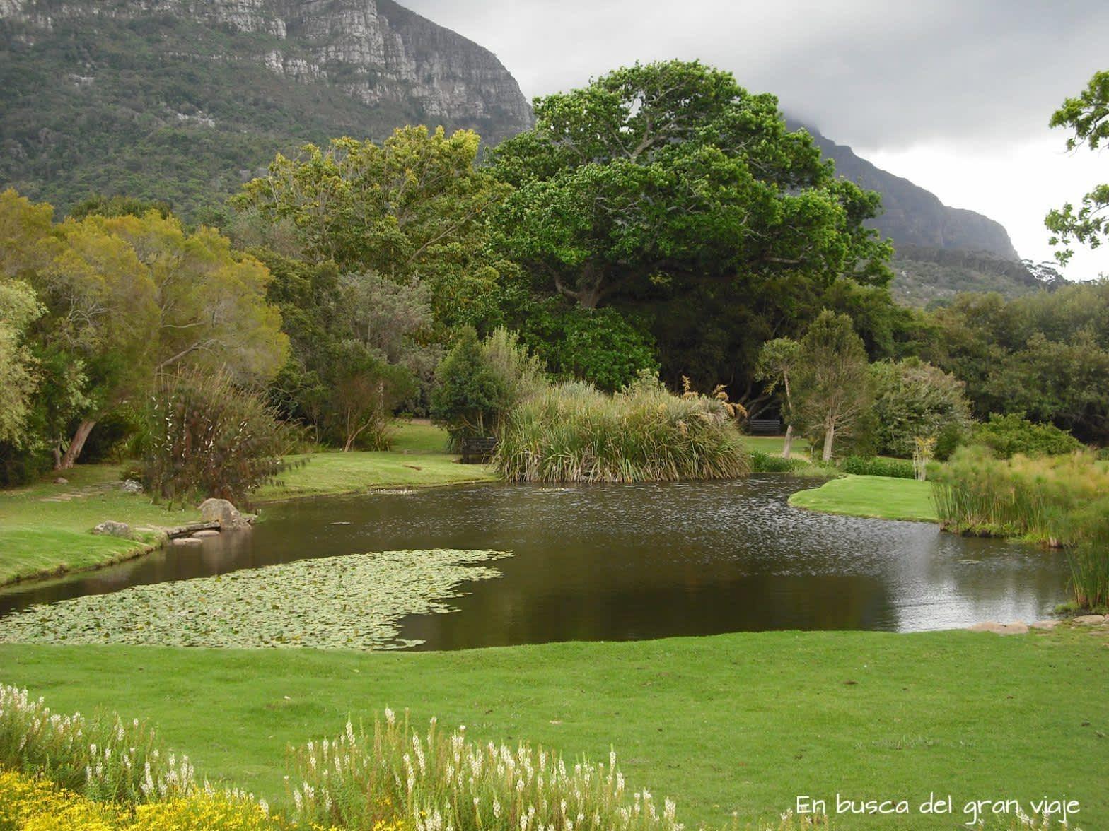 Sudáfrica e Isla Mauricio