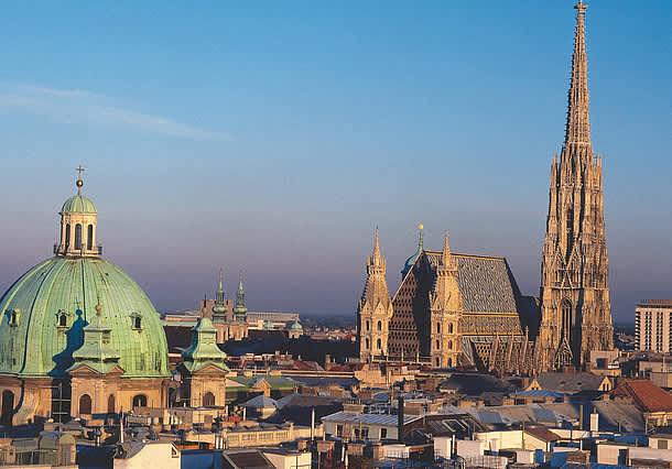 Conociendo Austria: Día 0 – Vuelo a Viena y llegada al hotel