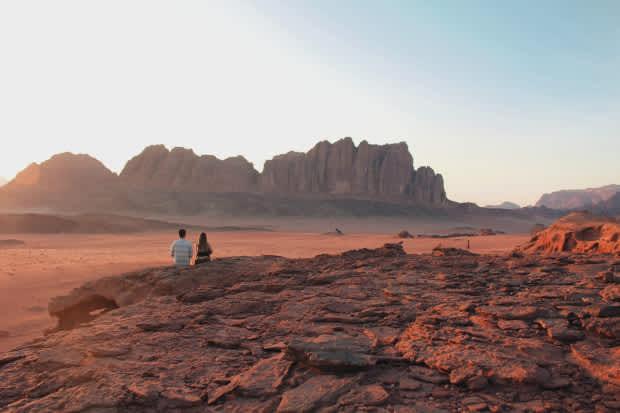 Guía para viajar a Jordania 5 día como mochilero