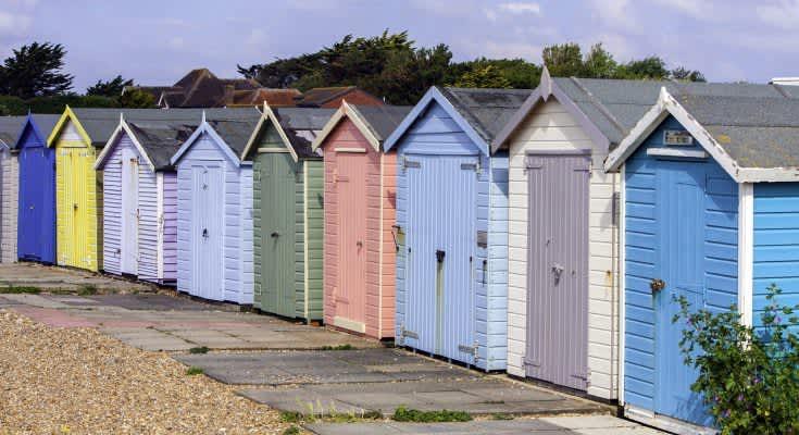 Las mejores playas de Inglaterra
