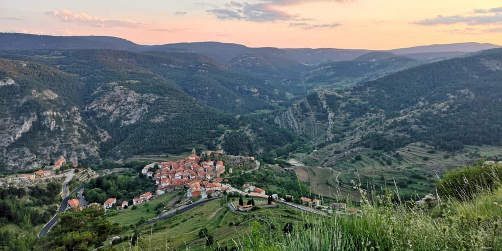 De ruta por la comarca Gúdar-Javalambre
