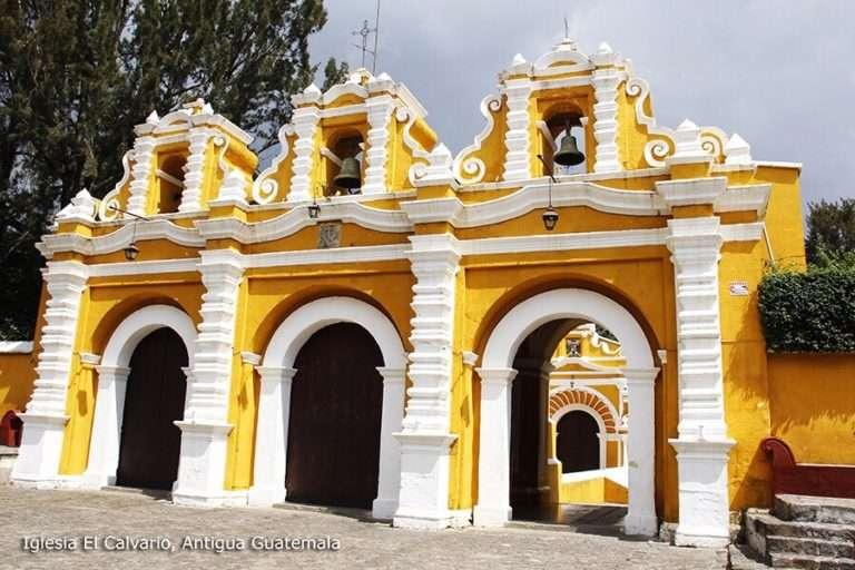 Que hacer en Antigua Guatemala, la ciudad de las Iglesias