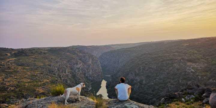 Los Arribes del Duero, la hermosa tierra de las piedras