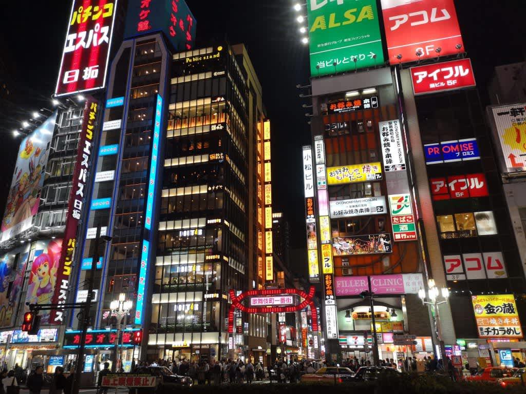 Que ver en Tokio: El barrio rojo de Kabukicho