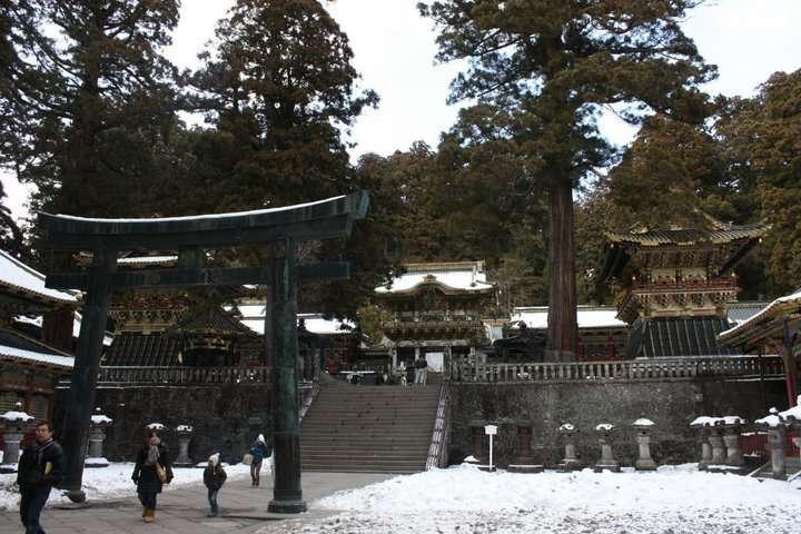 Qué ver en Nikko en un día