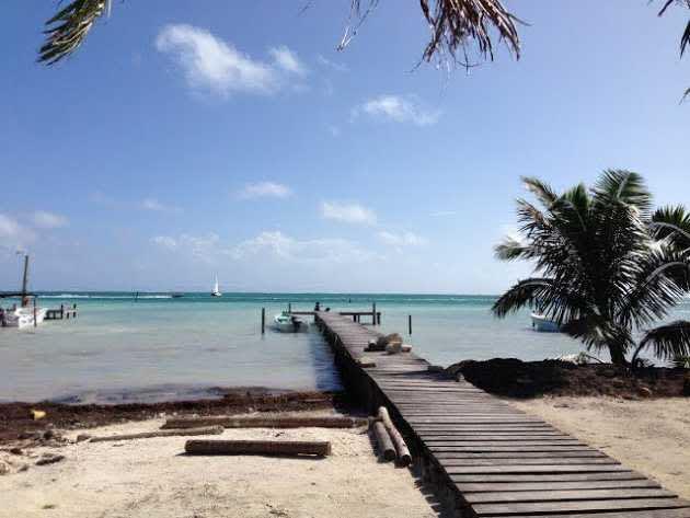 Jamas olvidaré Belize