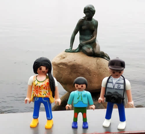 3 días con niños en Copenhague