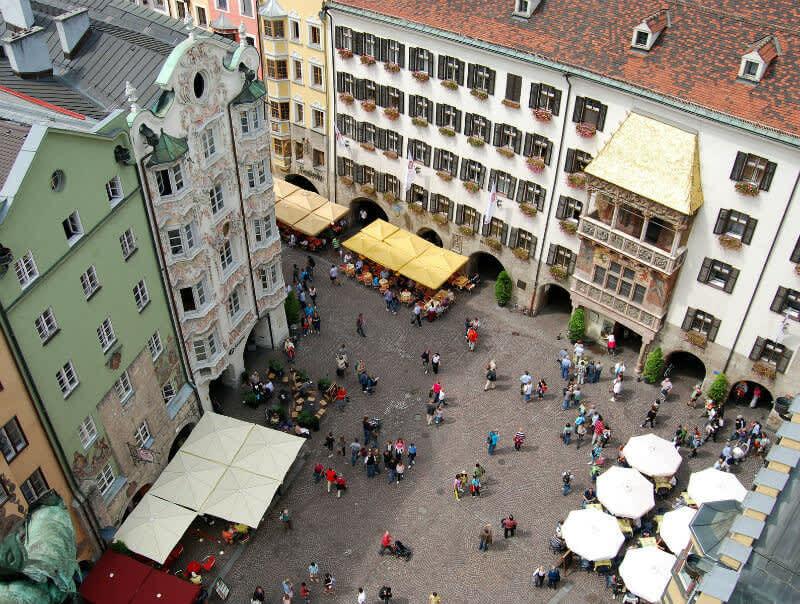 5 planes en Innsbruck que no te puedes perder