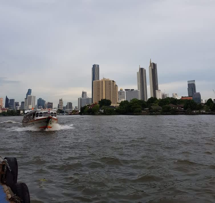 Descubrir Bangkok sin planes