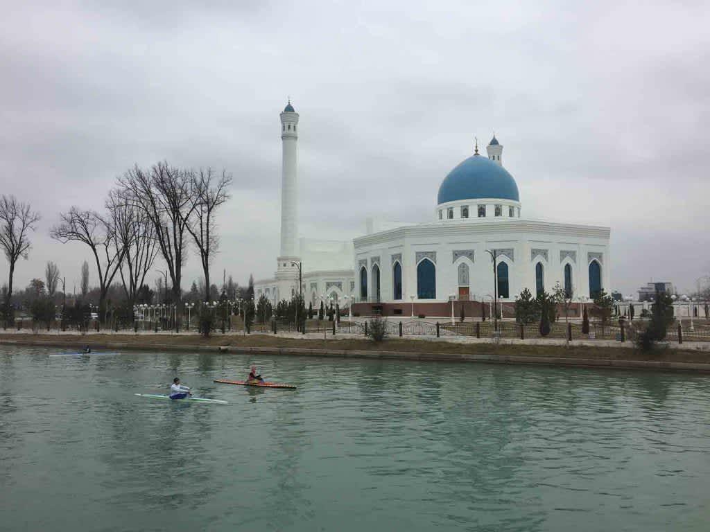 8 lugares imprescindibles que ver Tashkent