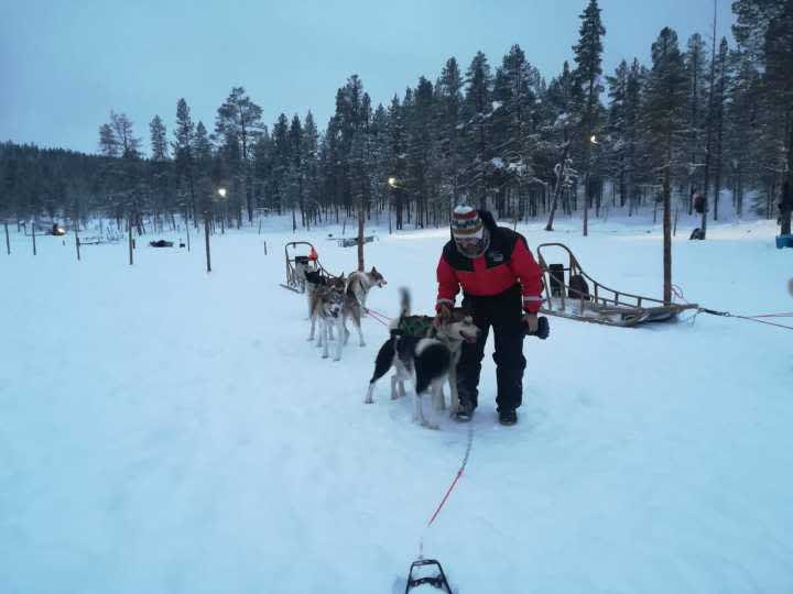 Saariselka, paraíso blanco de Laponia
