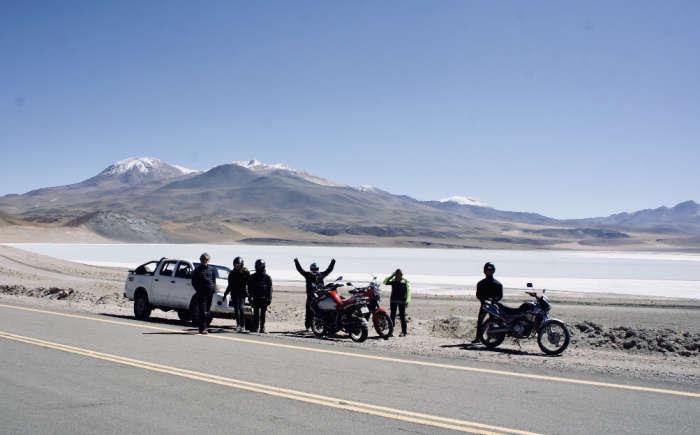 Viaje en moto: Salta, Jujuy y Chile
