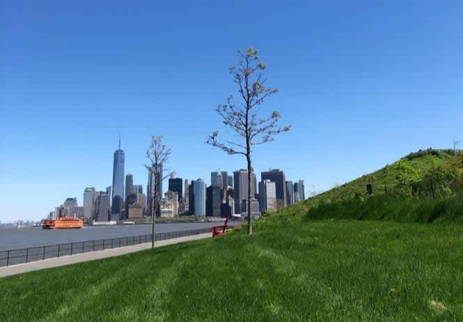 Governos Island una encantadora isla de Nueva York