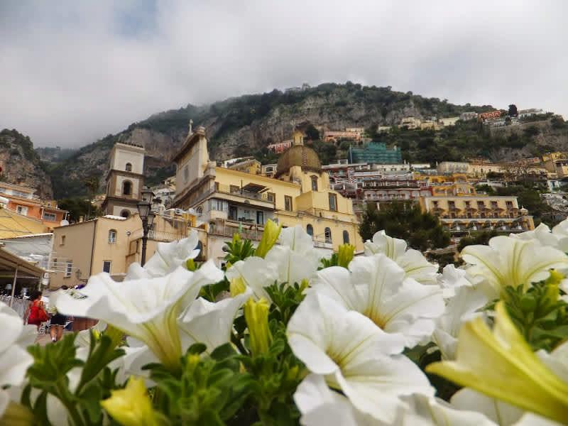 Positano y la magia de la Costiera Amalfitana