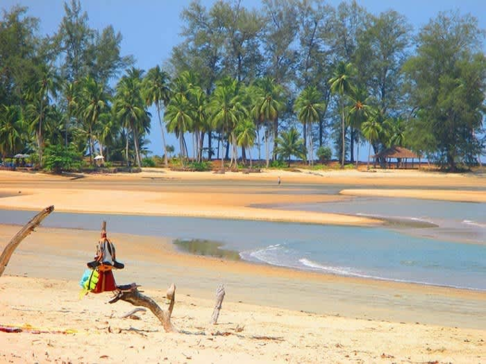 Koh Phra Thong: Cómo vivir gratis en una isla secreta de Tailandia