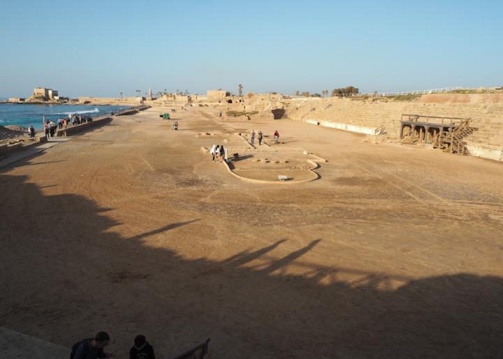 Visitar Cesarea desde Tel Aviv