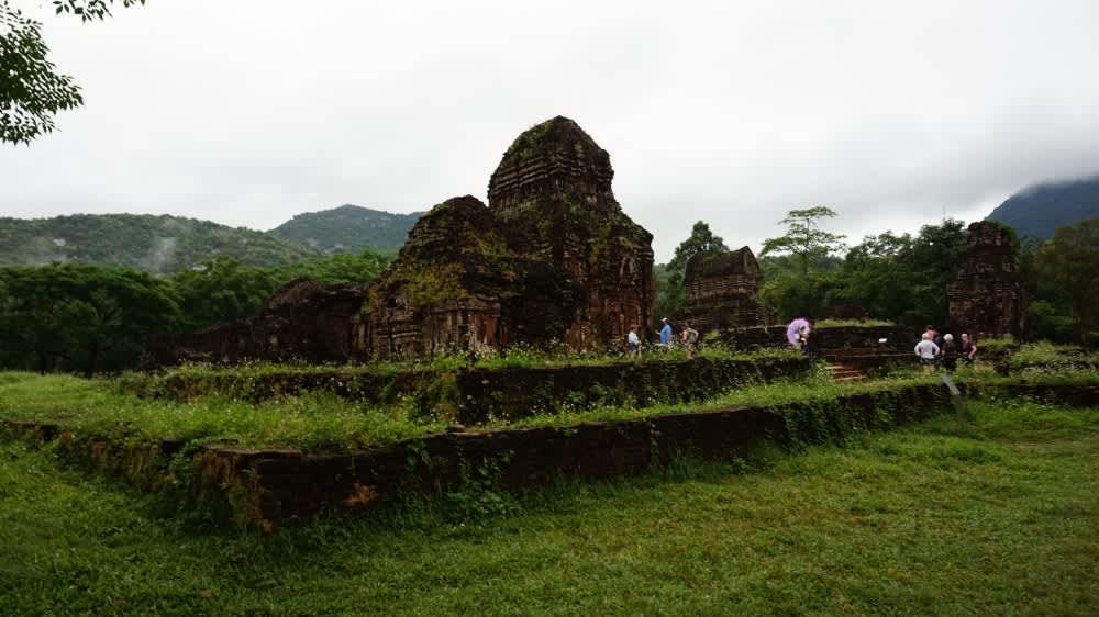 Montañas de Mármol | Visitar las Ruinas de My Son – Vietnam en 2 Semanas