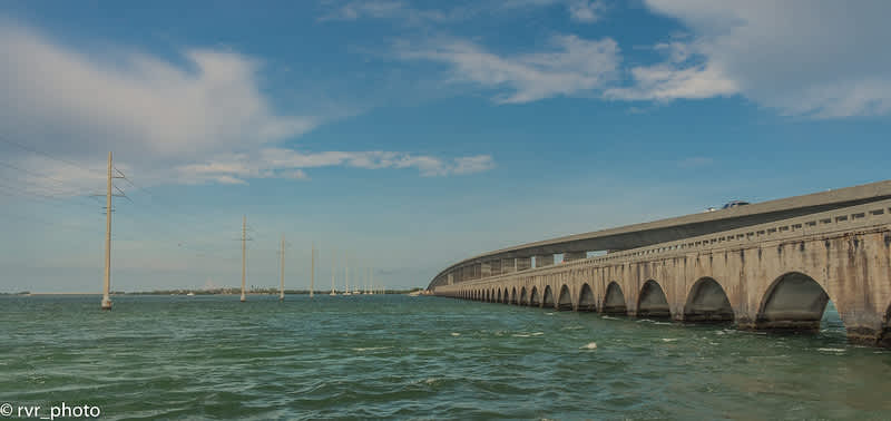 Recorrer la Overseas Highway hasta Los Cayos de Florida