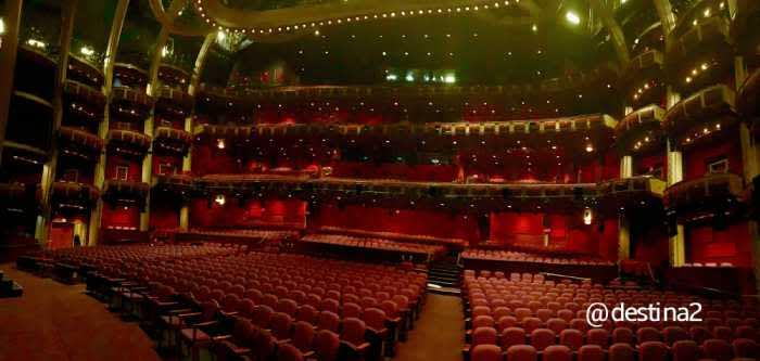 Tour por el Dolby Theater de Los Ángeles, el lugar en el que se fabrican los sueños