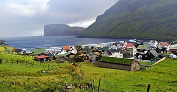 Recorrido por Stremoy, Islas Feroe