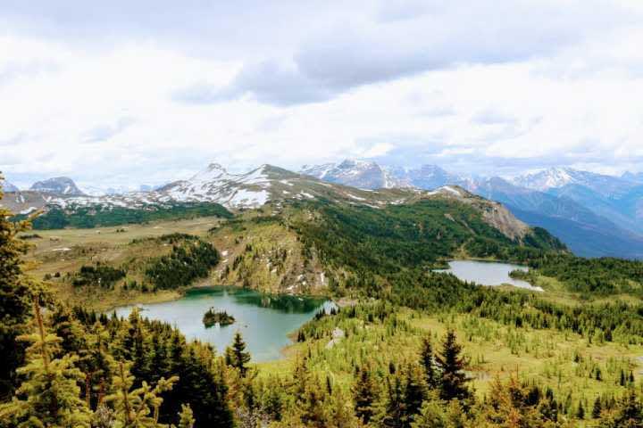 Visitar los Banff Sunshine Meadows de las Montañas Rocosas de Canadá