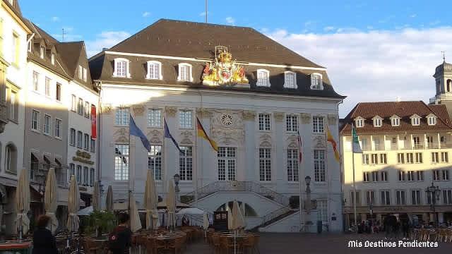 Paseo por el Rin: Qué visitar en Bonn, antigua capital de la RFA