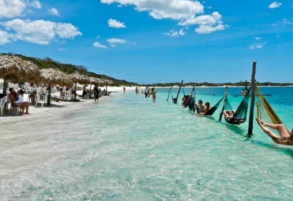 Visitar Jericoacoara en Brasil, playas, hoteles, fotos y más