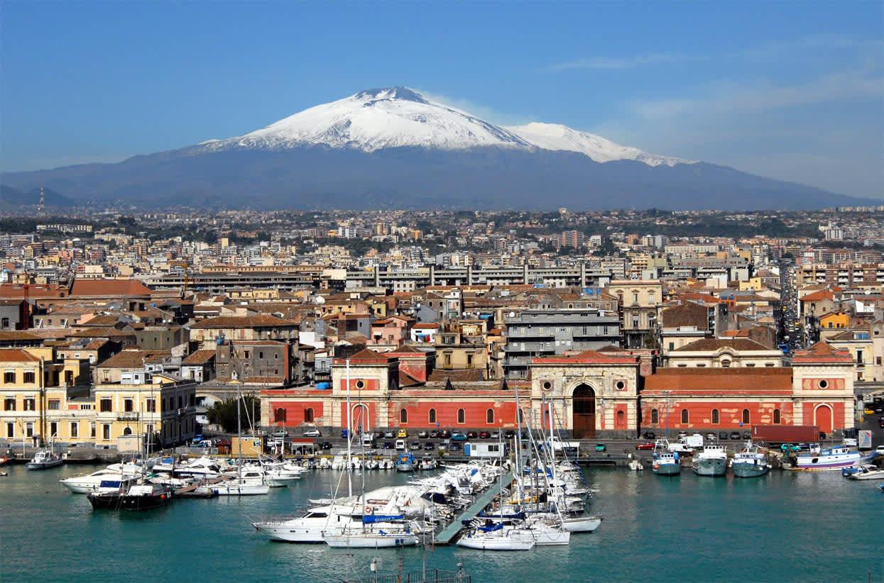 Catania Italia: Que ver y que hacer