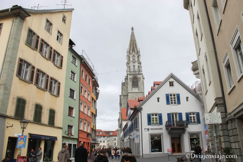 ¿Qué ver en Constanza (Alemania) y alrededores?