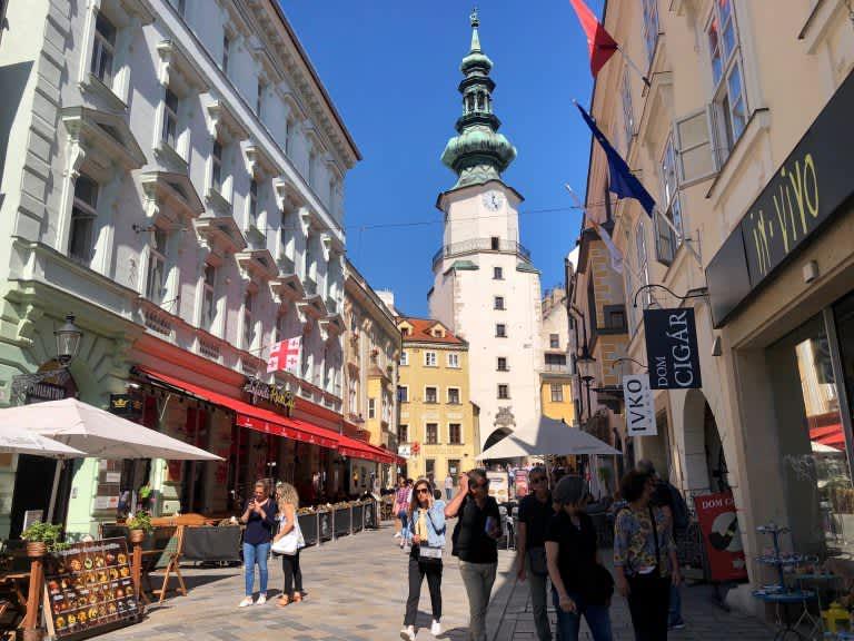 Bratislava: qué ver y qué hacer en un día