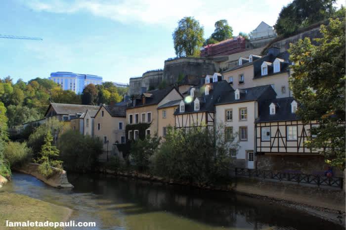 Los mejores sitios para visitar de Luxemburgo