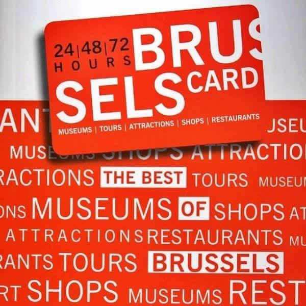 Tarjeta Brussels Card: Museos y atracciones GRATIS en Bruselas
