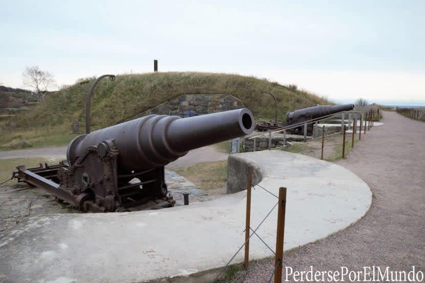 Visita a la fortaleza de Suomenlinna en Helsinki