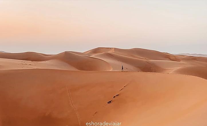 Visitar el desierto de Rub al Khali por libre
