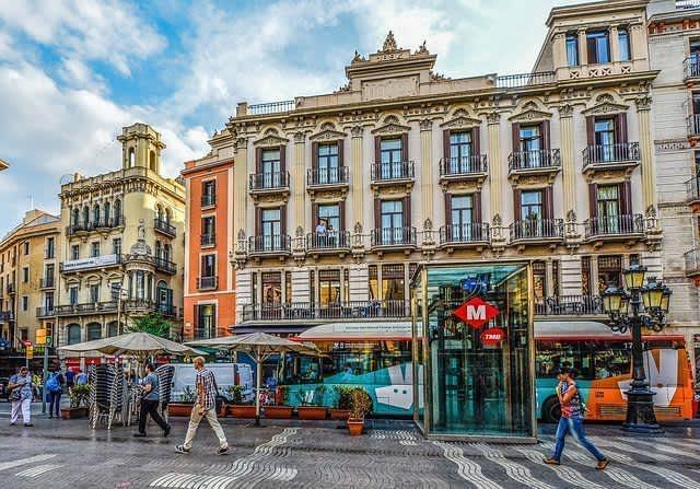 Guía para viajar a Barcelona con niños