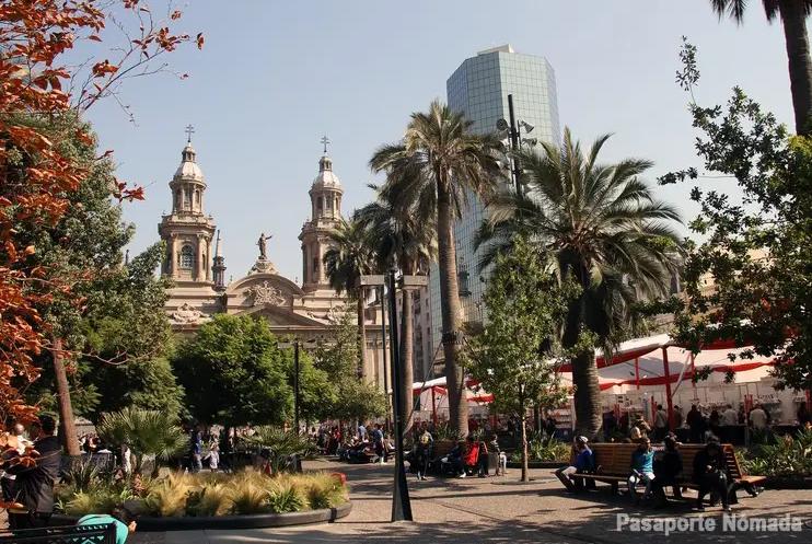 QUÉ VER EN SANTIAGO DE CHILE EN 2 DÍAS - LA CAPITAL DE LOS ANDES