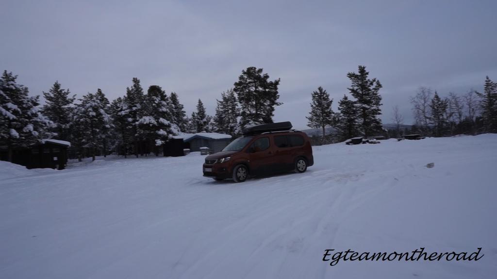 Conducir en nieve: 7 consejos