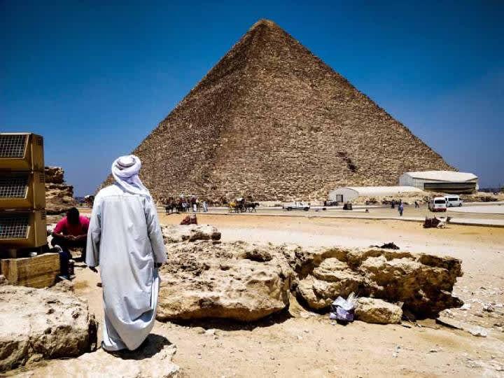 La Gran Pirámide de Giza, una maravilla antigua que podemos visitar