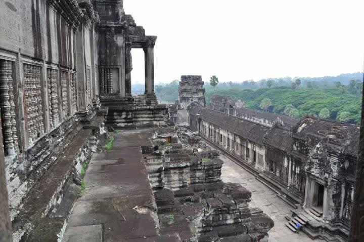 Angkor Wat, cuando te mata lo que te hizo nacer
