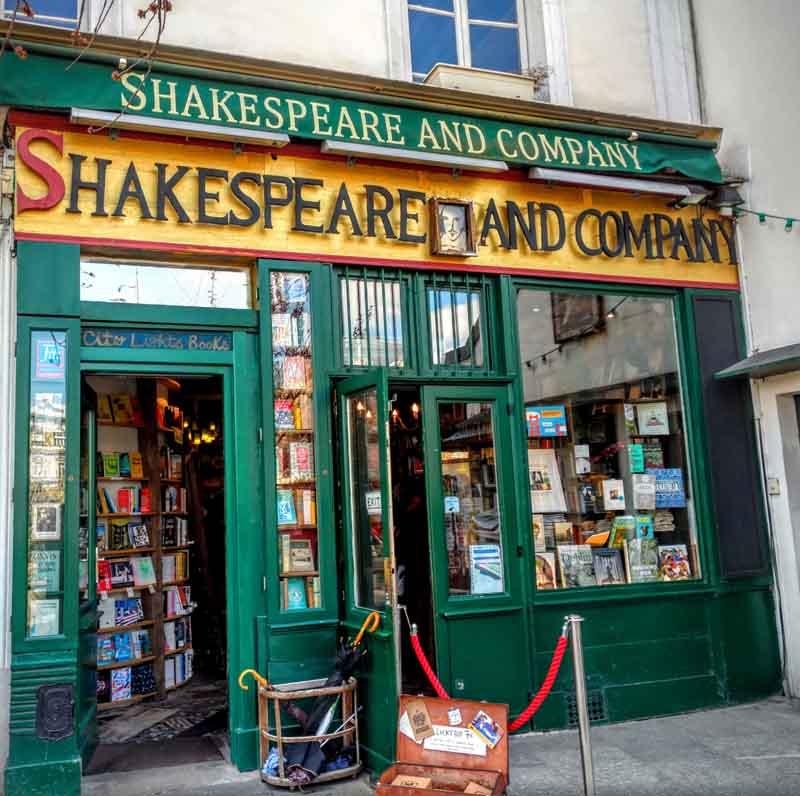 Visitar el Barrio Latino de París
