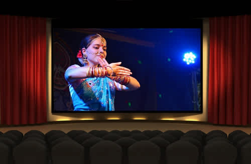 Ir al cine en la India: Bollywood