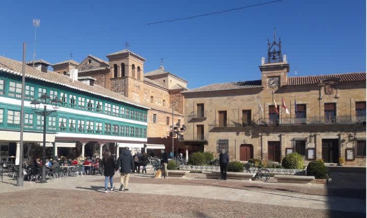 ¿Qué ver y hacer en Almagro?